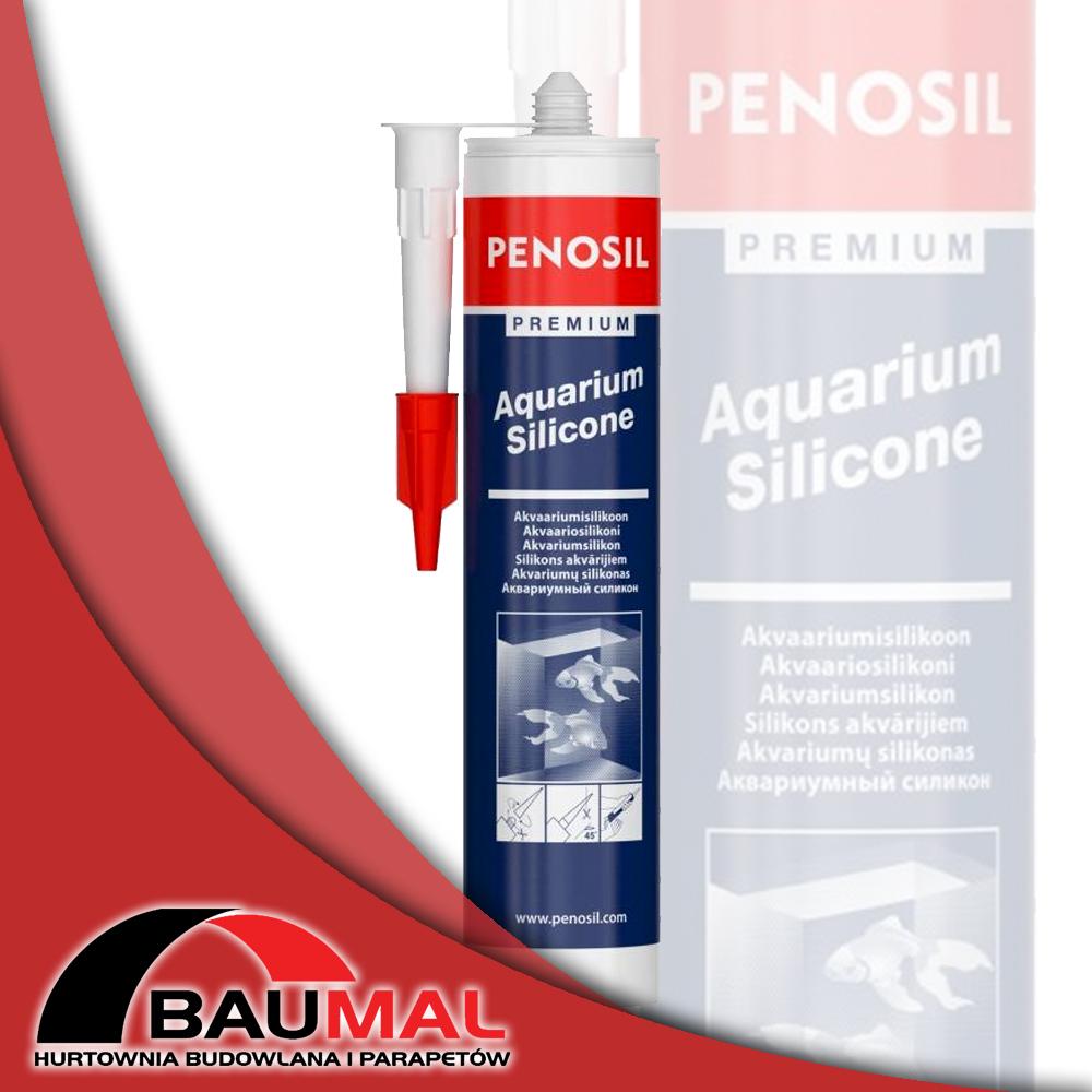 premium silikon do akwarium aquarium silicone